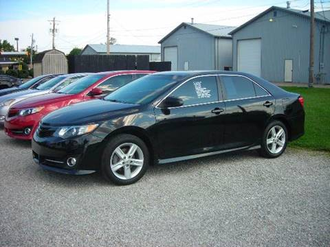 2012 Toyota Camry for sale in Seymour, IN