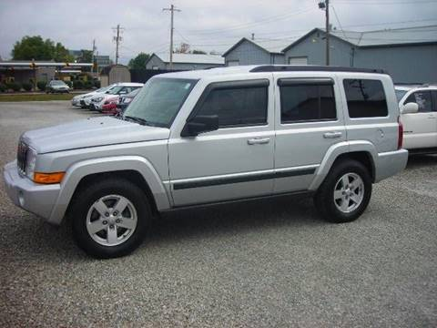 2008 Jeep Commander for sale in Seymour, IN