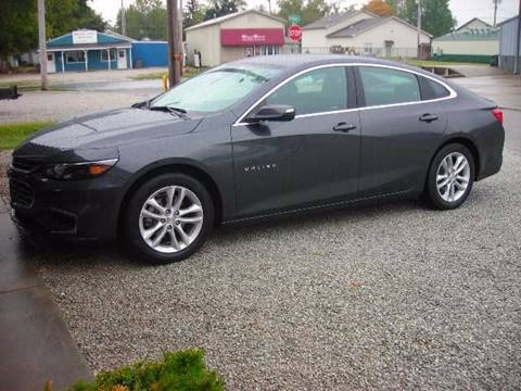 2017 Chevrolet Malibu for sale in Seymour, IN