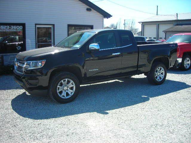 2015 Chevrolet Colorado 4x4 LT 4dr Extended Cab 6 ft. LB - Seymour IN