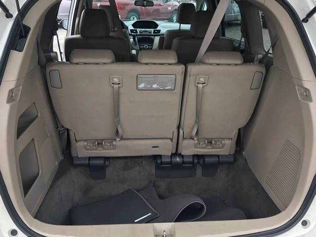 2014 Honda Odyssey EX-L 4dr Mini-Van - Seymour IN