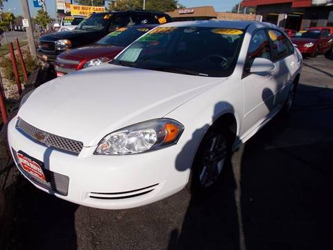 2012 Chevrolet Impala for sale in Milwaukee, WI