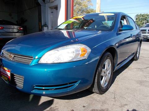 2010 Chevrolet Impala for sale in Milwaukee, WI