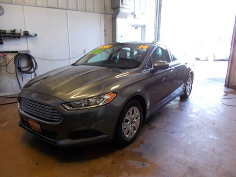 2014 Ford Fusion for sale in Milwaukee, WI