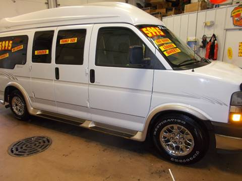 2003 Chevrolet Express Cargo For Sale In Milwaukee WI