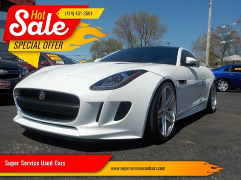 2016 Jaguar F-TYPE for sale in Milwaukee, WI