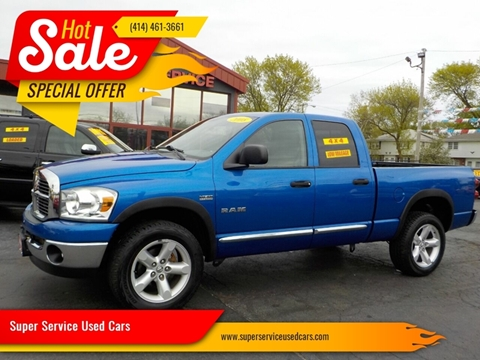 2008 Dodge Ram Pickup 1500 for sale in Milwaukee, WI