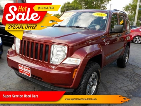 2008 Jeep Liberty for sale in Milwaukee, WI