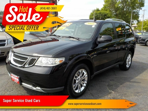 2008 Saab 9-7X for sale in Milwaukee, WI