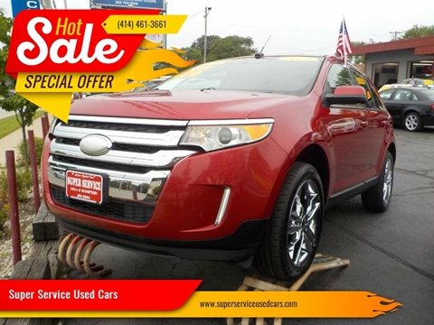 2012 Ford Edge for sale in Milwaukee, WI