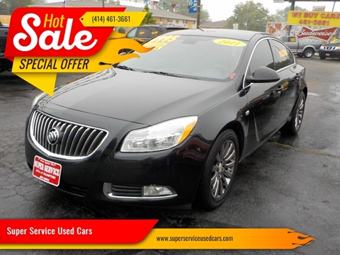 2011 Buick Regal for sale in Milwaukee, WI