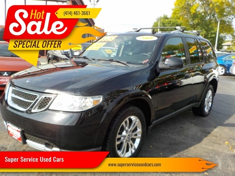 2009 Saab 9-7X for sale in Milwaukee, WI