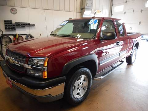 2004 Chevrolet Silverado 1500 for sale in Milwaukee, WI