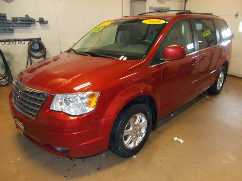 2008 Chrysler Town And Country Touring 4dr Mini-Van In Milwaukee WI ...