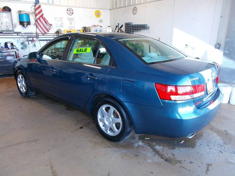 2006 Hyundai Sonata Gls V6 4dr Sedan In Milwaukee Wi Super Service