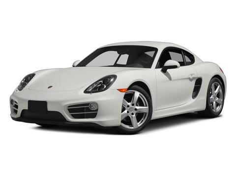 2015 Porsche Cayman for sale in Rocklin, CA