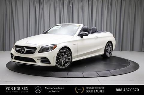 2019 Mercedes-Benz C-Class for sale in Rocklin, CA