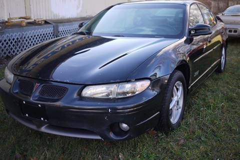 2000 Pontiac Grand Prix for sale in Taunton, MA