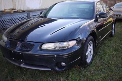 2000 Pontiac Grand Prix for sale in Taunton, MA