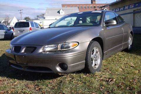 2001 Pontiac Grand Prix for sale in Taunton, MA