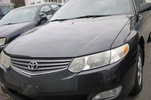 2002 Toyota Camry Solara for sale in Taunton, MA