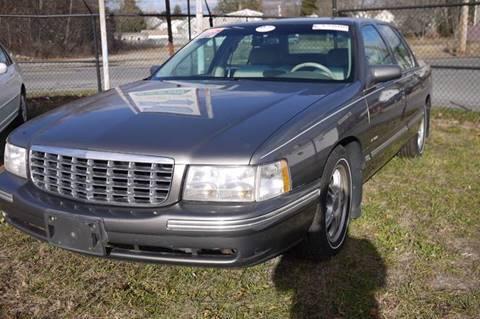 1998 Cadillac DeVille for sale in Taunton, MA