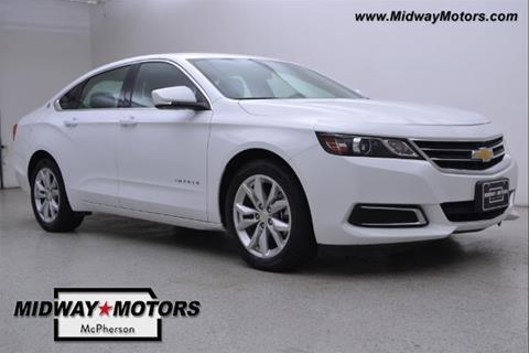 2016 Chevrolet Impala for sale in Mcpherson, KS