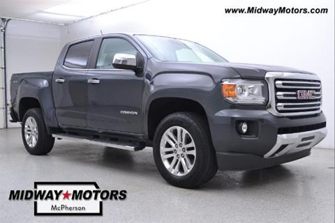 2015 GMC Canyon for sale in Mcpherson, KS