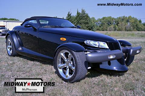 1999 Plymouth Prowler for sale in Mcpherson KS