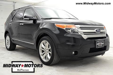 2014 Ford Explorer for sale in Mcpherson, KS