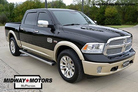 2014 RAM Ram Pickup 1500 for sale in Mcpherson KS