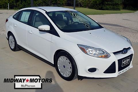 2014 Ford Focus for sale in Mcpherson, KS