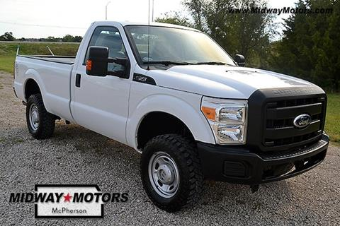 2011 Ford F-250 Super Duty for sale in Mcpherson, KS