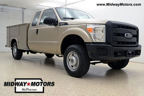2012 Ford F-250 Super Duty for sale in Mcpherson, KS