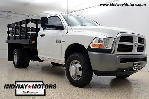 2011 RAM Ram Chassis 3500 for sale in Mcpherson, KS