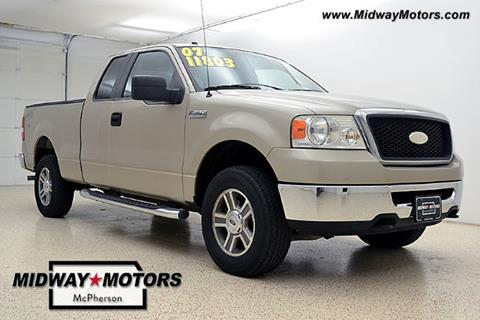 2007 Ford F-150 for sale in Mcpherson, KS