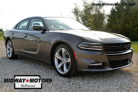 2017 Dodge Charger for sale in Mcpherson, KS