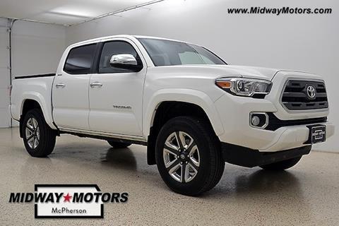 2017 Toyota Tacoma for sale in Mcpherson KS