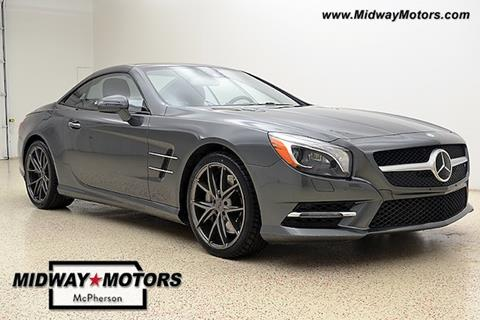 2013 Mercedes-Benz SL-Class for sale in Mcpherson, KS