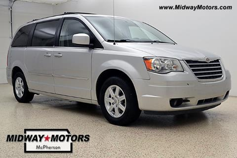 2010 Chrysler Town and Country for sale in Mcpherson, KS
