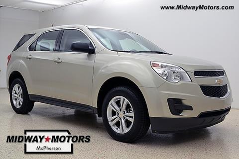 2014 Chevrolet Equinox for sale in Mcpherson KS