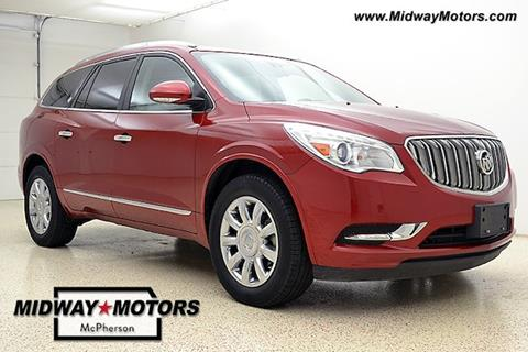 2014 Buick Enclave for sale in Mcpherson, KS