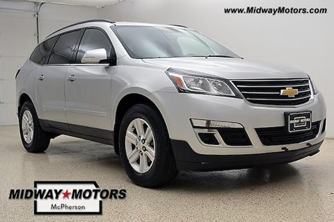 2014 Chevrolet Traverse for sale in Mcpherson, KS