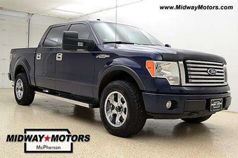 2009 Ford F-150 for sale in Mcpherson, KS