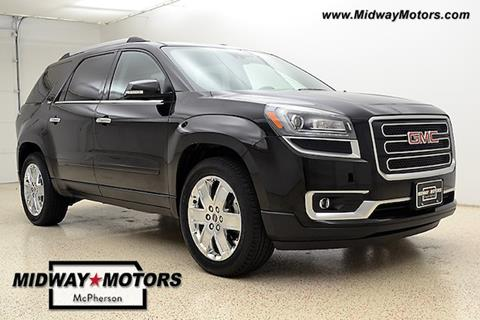 2017 GMC Acadia Limited for sale in Mcpherson, KS