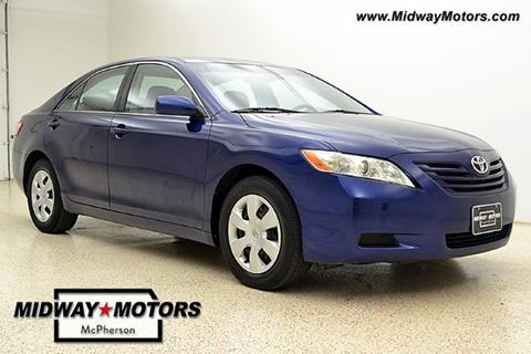 2008 Toyota Camry for sale in Mcpherson KS