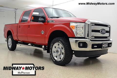 2014 Ford F-350 Super Duty for sale in Mcpherson, KS