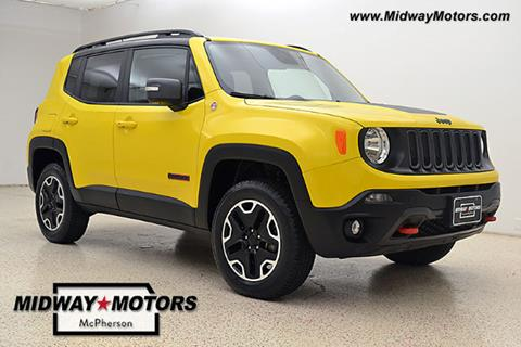 2017 Jeep Renegade for sale in Mcpherson, KS