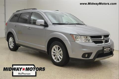 Used dodge journey for sale in kansas for Midway motors mcpherson kansas