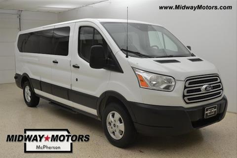 2017 Ford Transit Passenger for sale in Mcpherson, KS